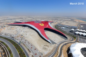 First Ferrari Theme Park marks 100 Days of Operation
