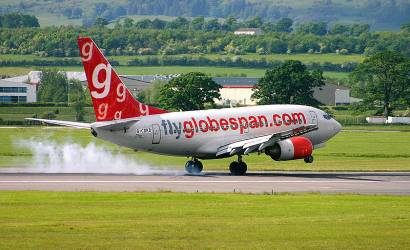 Skyscanner traffic spikes 283% as Flyglobespan collapses