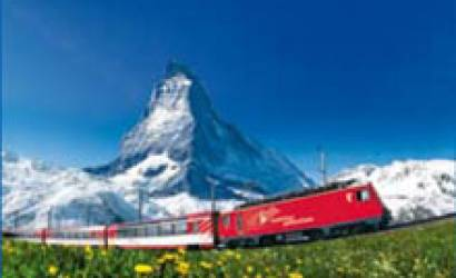 Injured improving after Swiss Alps rail crash