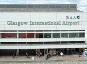 Glasgow airport gears up for 2014 Commonwealth Games
