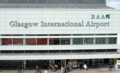 Glasgow Airport enjoys busiest July in five years