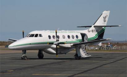 Highland Airways enters administration