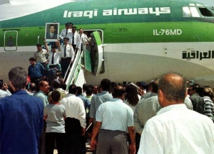 Iraqi Airways goes bankrupt