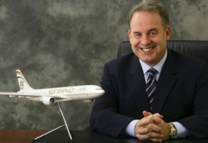 Etihad in India to strengthen partnership ties
