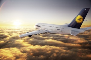 Lufthansa posts promising traffic figures
