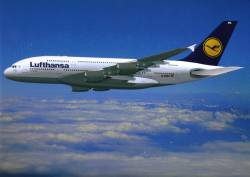 Lufthansa to order 30 Airbus and 5 Boeings