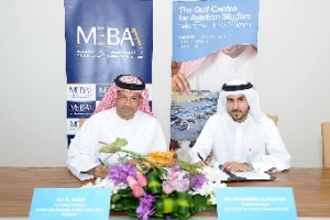 Gulf Centre for Aviation Studies partners with Middle East Business Aviation Association