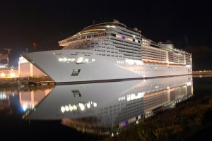 MSC launch clouded by cruise fatality