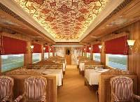 India launches luxury tourist train