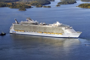 Royal Caribbean emerges strong from downturn