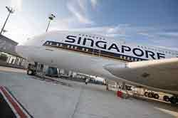 Soaring demand sends Singapore Airlines back to black