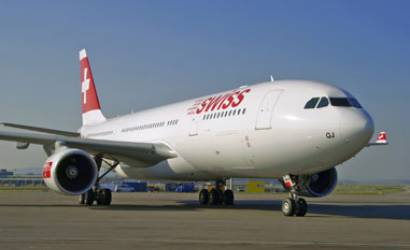 SWISS carries over 16 million passengers in 2014