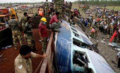 Sixty killed in Indian train crash