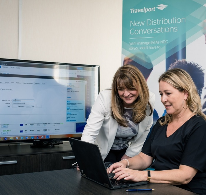 Travelport begins New Distribution Capability transition