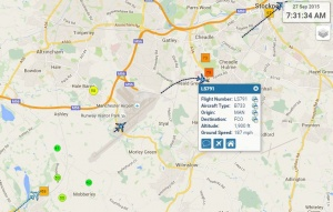 Manchester Airport launches air pollution monitoring app
