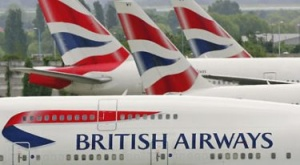 BA reports surprise profit but still on course for record losses