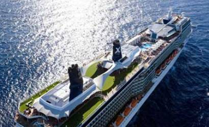 Cruise ships repatriate stranded Brits