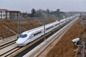 China, Wuhan – Guangzhou line opens at 380 km/h