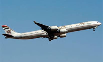 Etihad takes delivery of first airbus A330-300