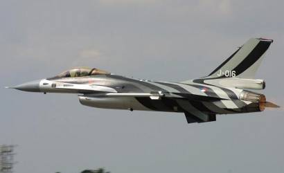 U.S. To Hand Over Four Upgraded F-16's To Pakistan