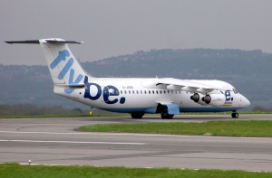 Flybe scores ahead of Six Nations clash