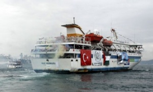 Israeli flotilla attack branded illegal