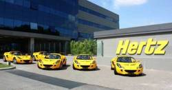 US recovery sees losses narrow at Hertz