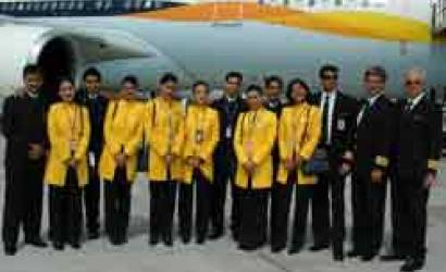 Jet Airways Launch its inaugral Mumbai-Jeddah daily