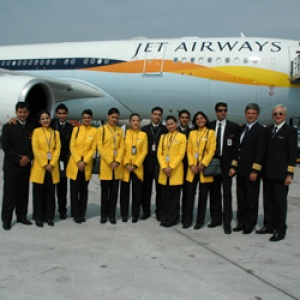 Jet Airways On-Time Performance Soars 89.9% in May 2010