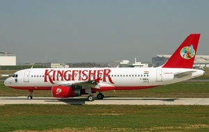 Kingfisher Airlines locks out staff after threats