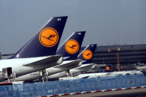 Strike begins at Lufthansa as 4,000 pilots walk out