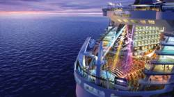 Royal Caribbean Announces Allure of the Seas Financing