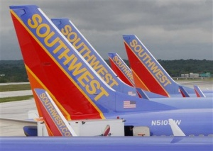 Southwest Airlines takes entertainment to new heights