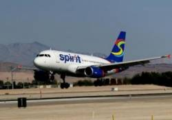 Spirit Airlines announces new schedules to/from Mexico