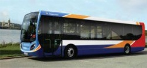 Stagecoach to invest £9m in new greener hybrid electric buses