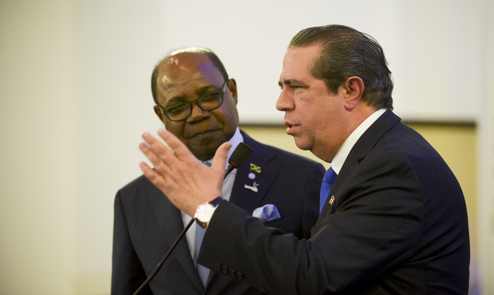 News: Jamaica to forge closer relationship with Dominican Republic