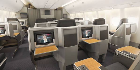 American Airlines Brings New Business Class To Manchester
