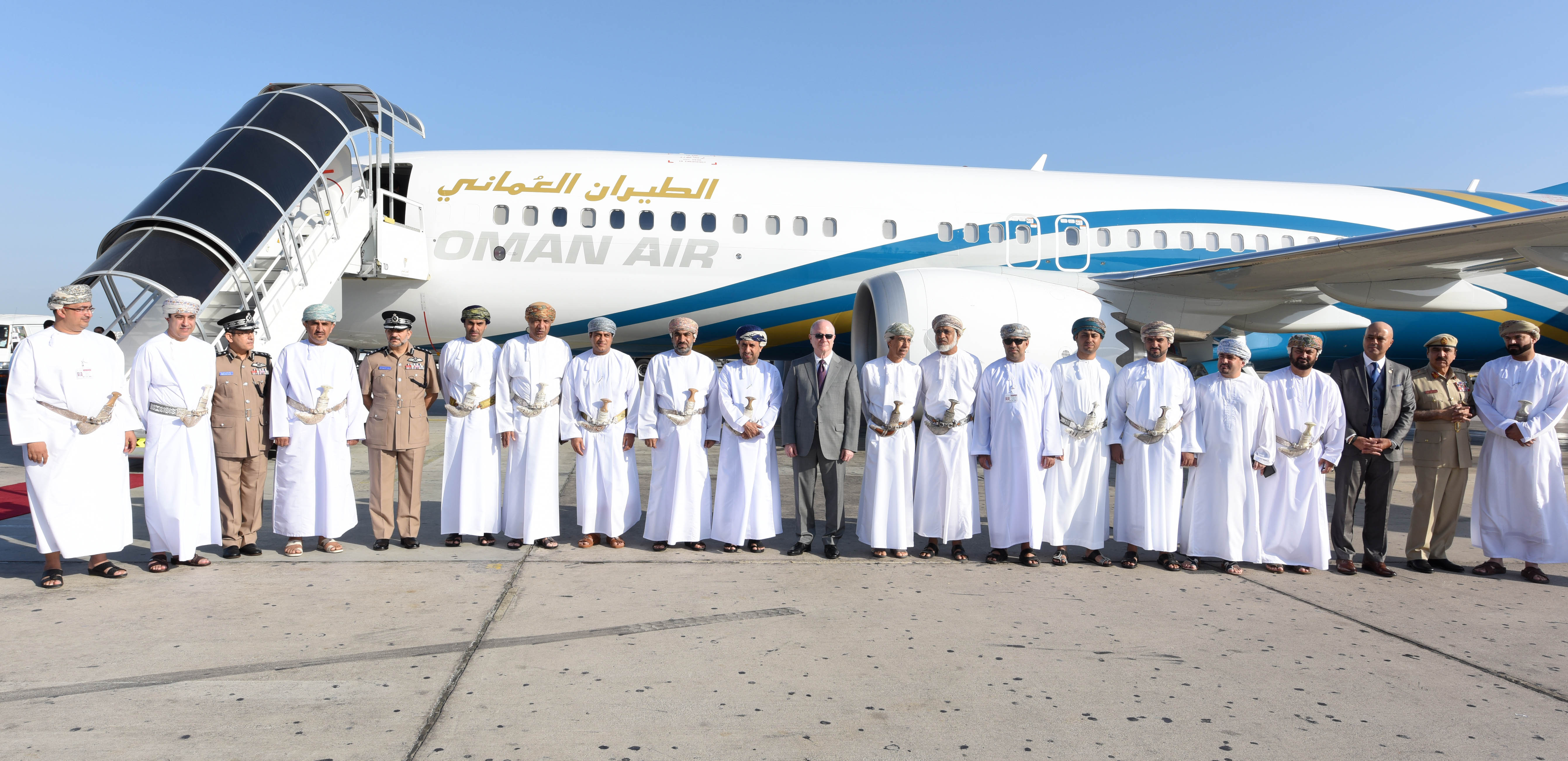 Breaking Travel News investigates: A new era for Oman Air