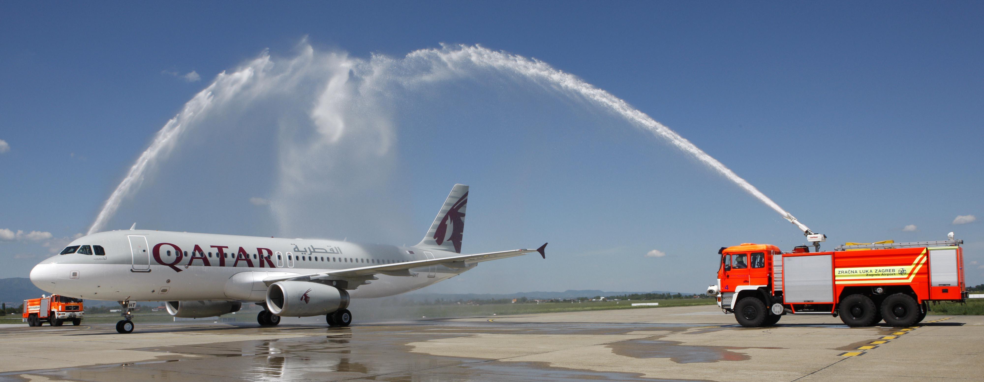 Zagreb Added To Qatar Airways European Schedule News Breaking Travel News