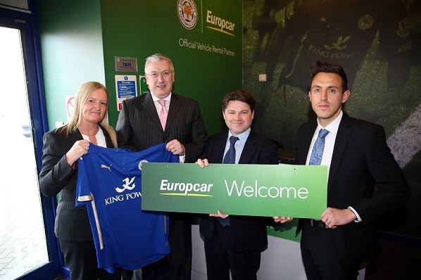 Europcar Builds Rapport With Uk Sports Fans News Breaking Travel