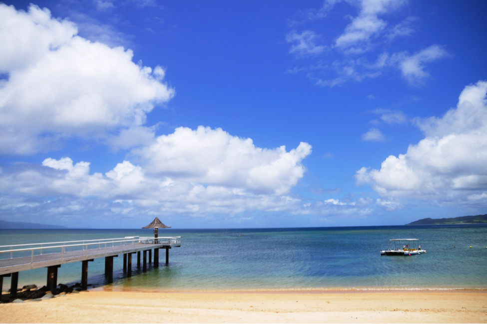 Fusaki beach, Ishigaki. Credit: Ajari Japa