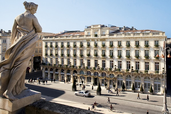 Ihg signs intercontinental bordeaux le grand hotel for Le grand hotel
