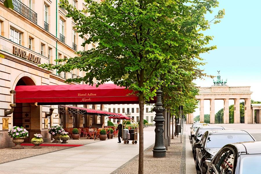 Hotel Adlon Kempinski NS 2021