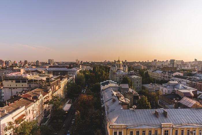 Breaking Travel News Investigates 11 Mirrors Hotel Kiev