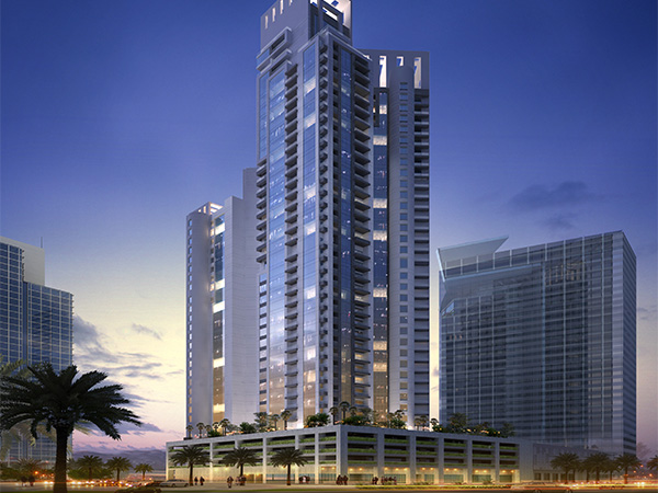 M 246 Venpick Hotel Apartments Al Burj Business Bay Set For