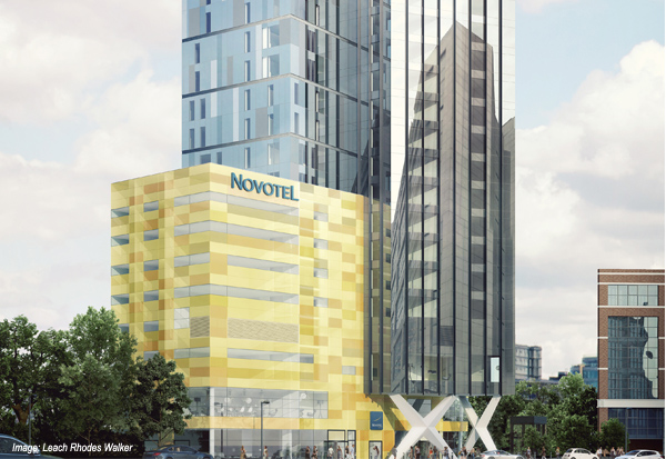 Rooms: AccorHotels To Bring Novotel To Canary Wharf, London