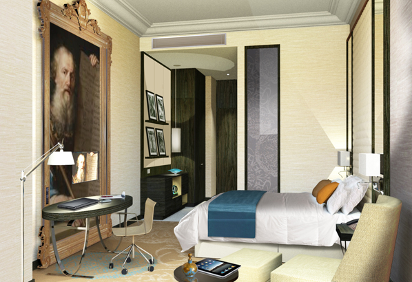 News blog marriott international has announced it 39 s first for Design hotel kiev