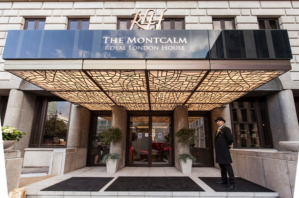 The Montcalm Royal London House City Of London Opens In