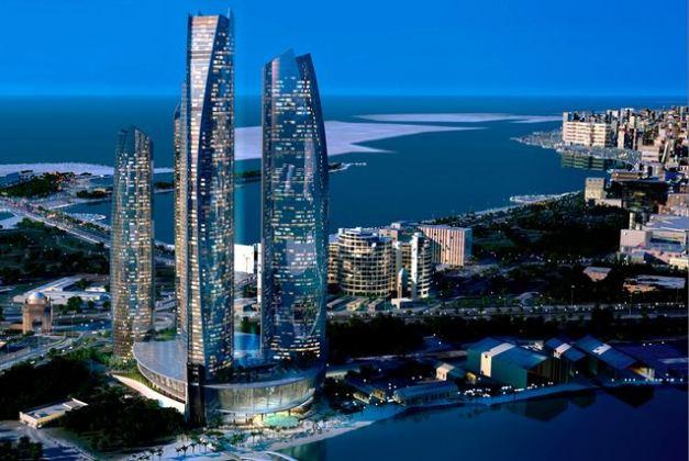 Jumeirah at Etihad Towers Residence, Abu Dhabi, UAE