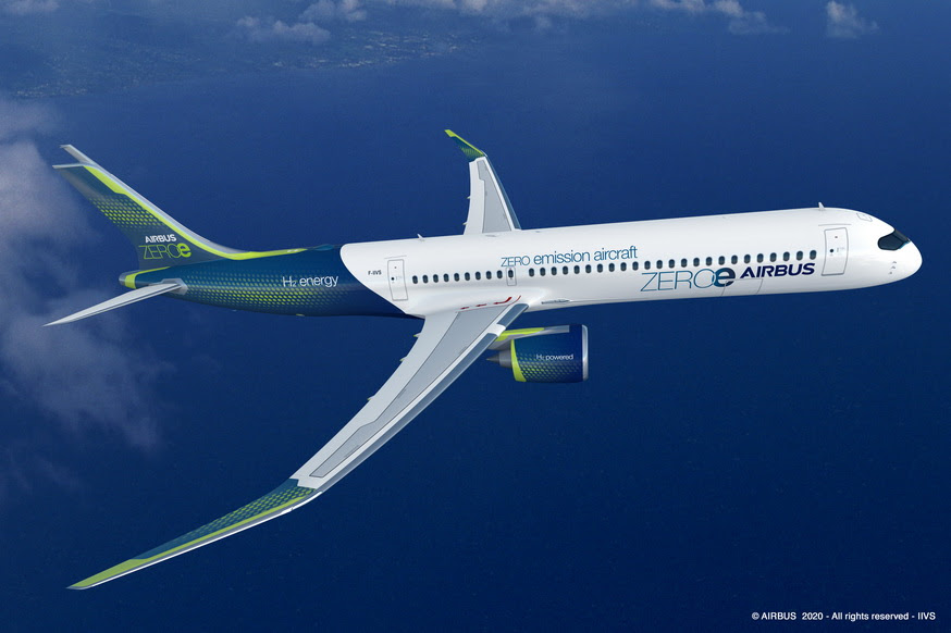 Airbus unveils three zero-emission aircraft concepts   News